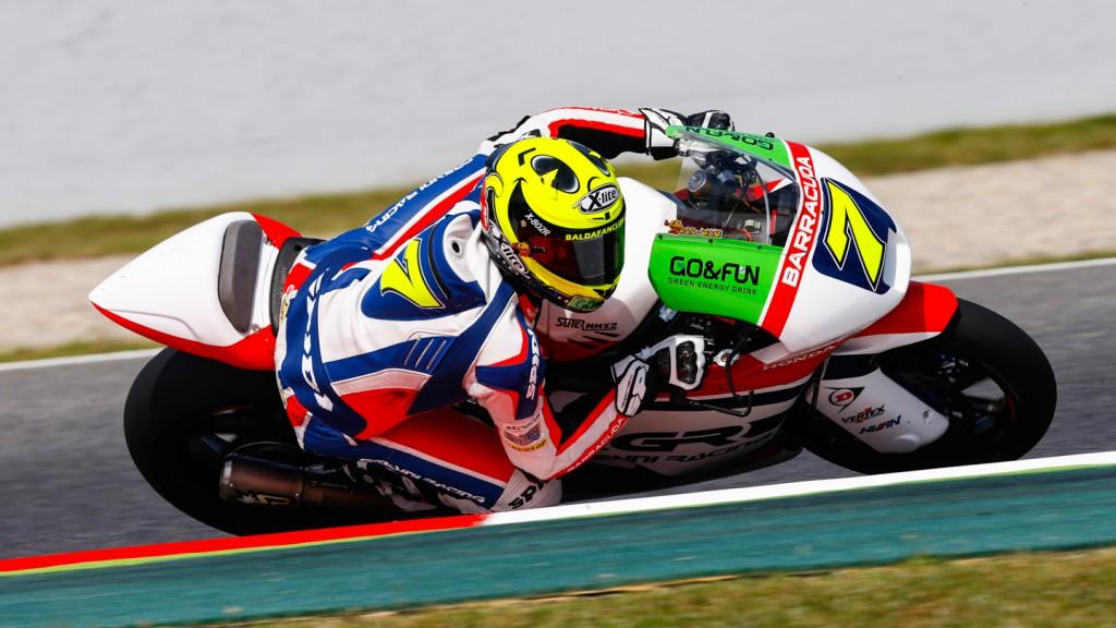 Lorenzo Baldassarri, Gresini Moto2, CAT FP2