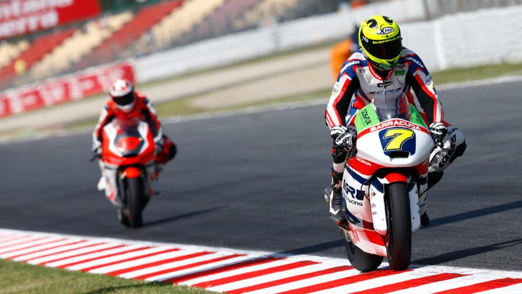 Lorenzo Baldassarri, Gresini Moto2, CAT FP1