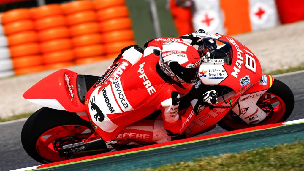 Jordi Torres, Mapfre Aspar Team Moto2, CAT FP1