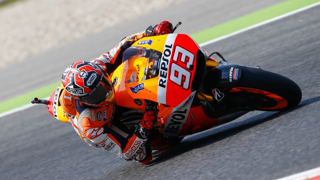 Marc Marquez, Repsol Honda Team, CAT FP1