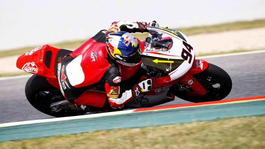 Jonas Folger, AGR Team, CAT FP2