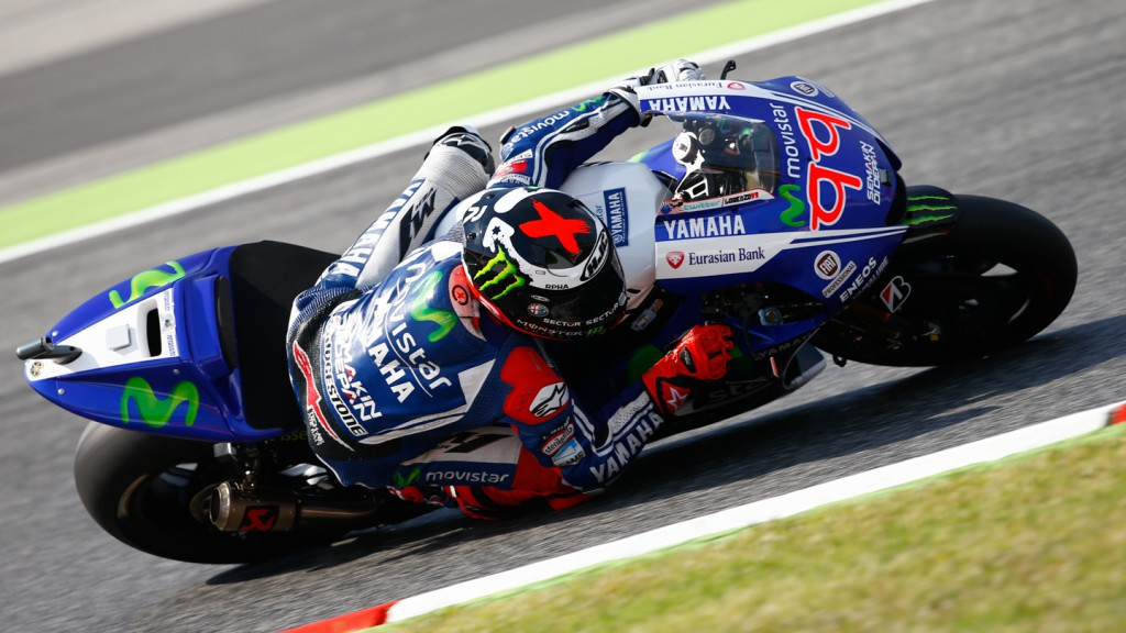 Jorge Lorenzo, Movistar Yamaha MotoGP, CAT FP1