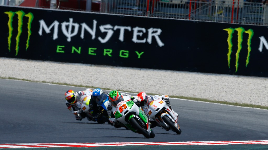 Moto3 Action, CAT FP2