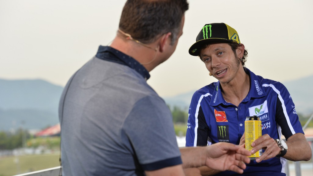 Valentino Rossi launches 'The Doctor' Monster Energy drink