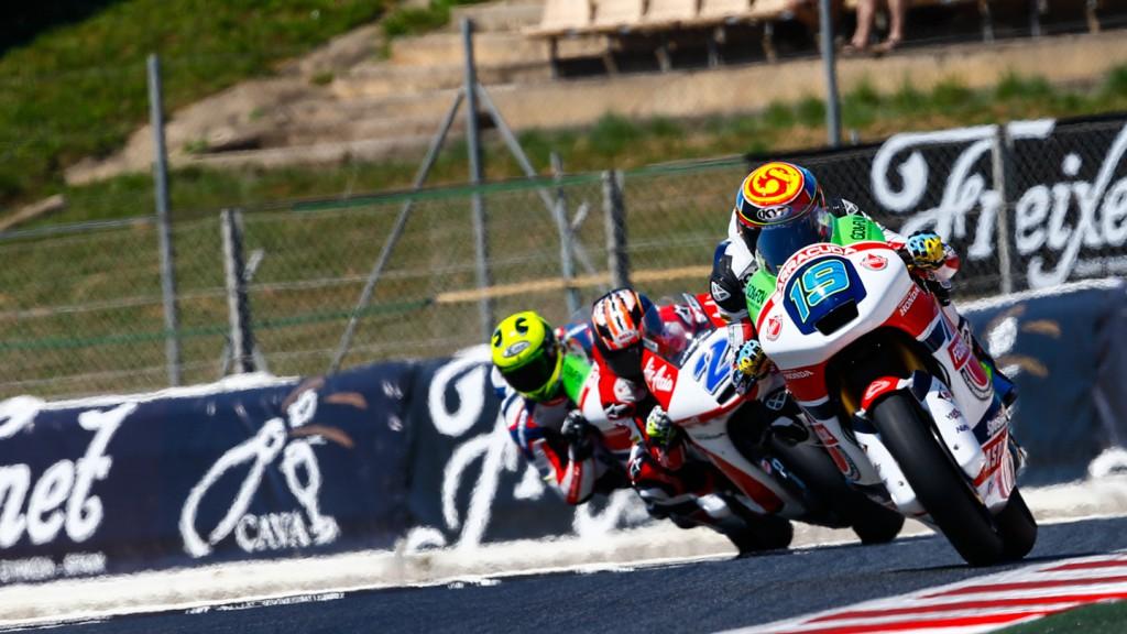 Xavier Simeon, Josh Herrin, Federal Oil Gresini Moto2, AirAsia Caterham, CAT
