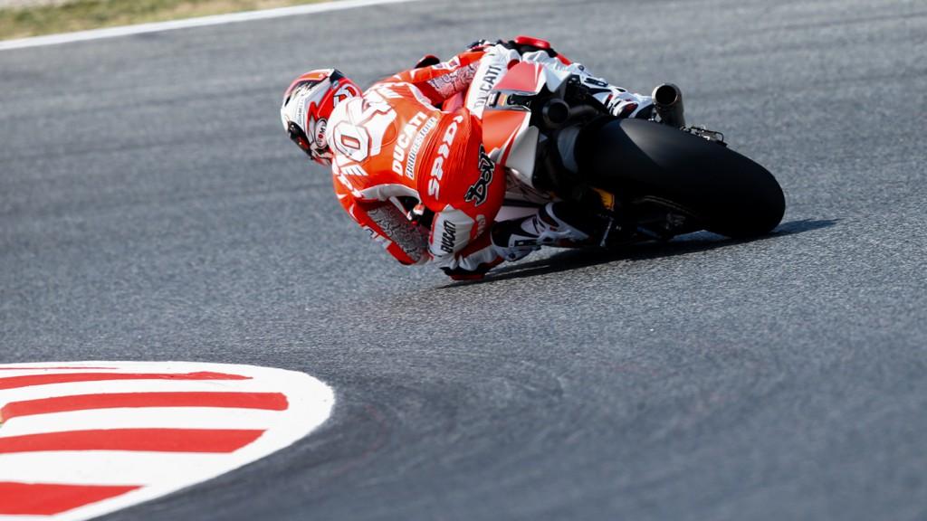 Andrea Dovizioso, Ducati Team, CAT FP3
