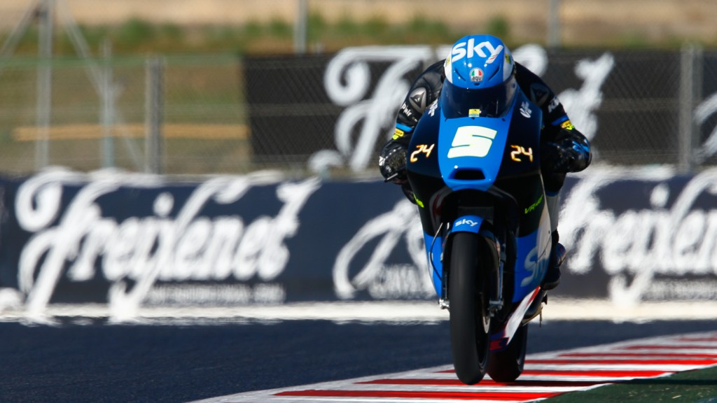 Romano Fenati, SKY Racing Team  VR46, CAT QP