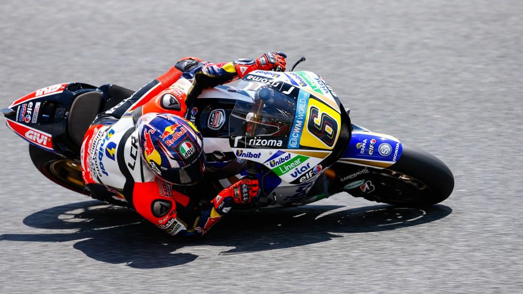 Stefan Bradl, LCR Honda MotoGP, CAT FP4