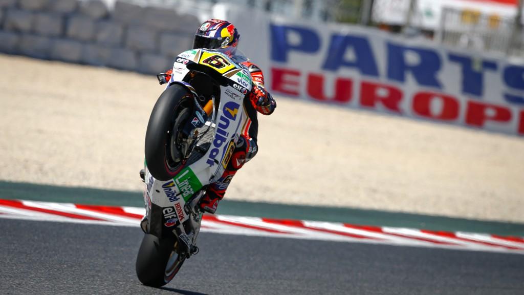 Stefan Bradl, LCR Honda MotoGP, CAT Q2