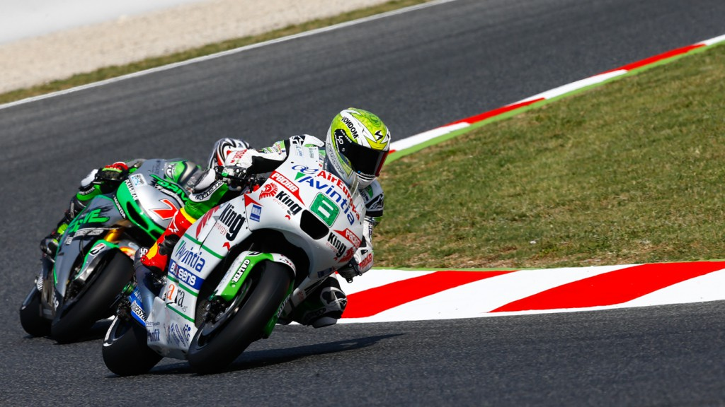 Hector Barbera, Avintia Racing, CAT FP3