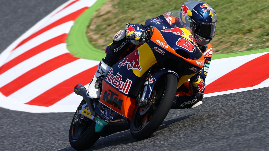 Jack Miller, Red Bull KTM Ajo, CAT FP3