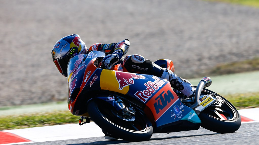 Jack Miller, Red Bull KTM Ajo, CAT QP