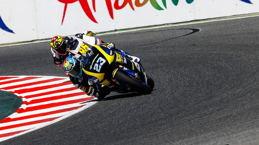 Marcel Schrotter, Tech 3, CAT QP