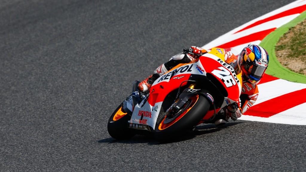 Dani Pedrosa, Repsol Honda Team, CAT Q2