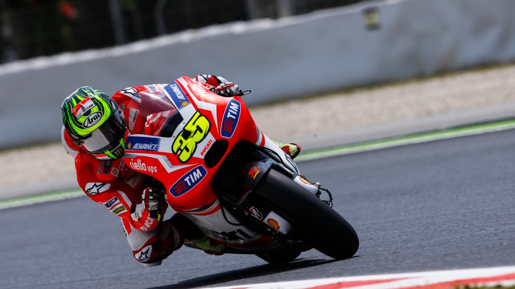 Cal Crutchlow, Ducati Team, CAT FP3