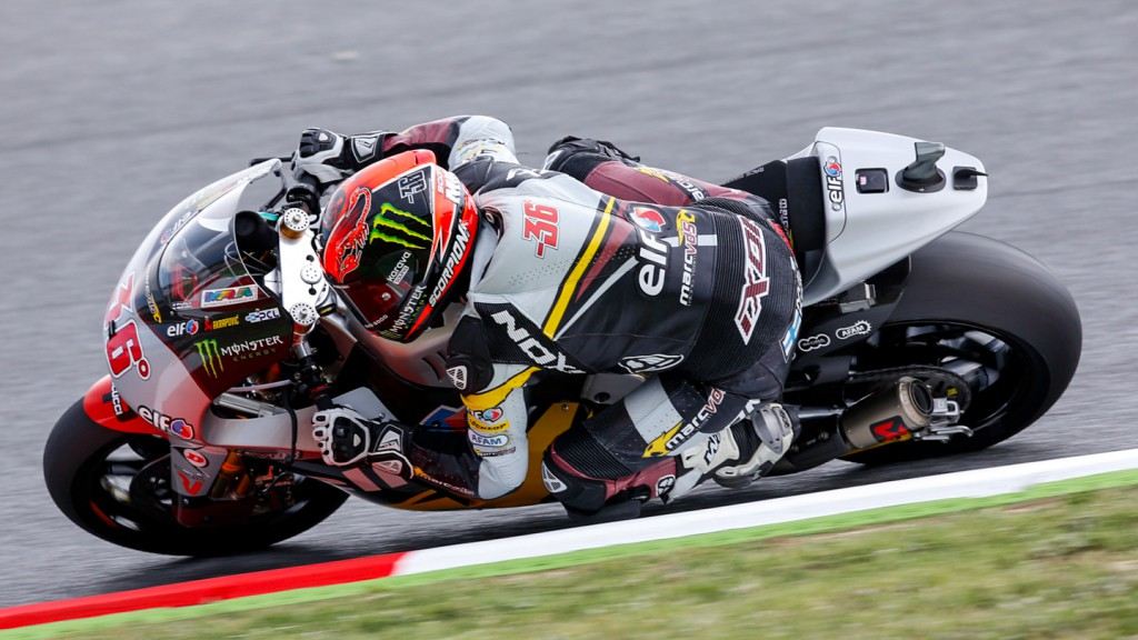 Mika Kallio, Marc VDS Racing Team, CAT FP3