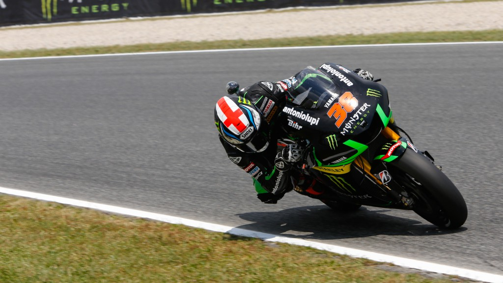 Bradley Smith, Monster Yamaha Tech 3, CAT FP3