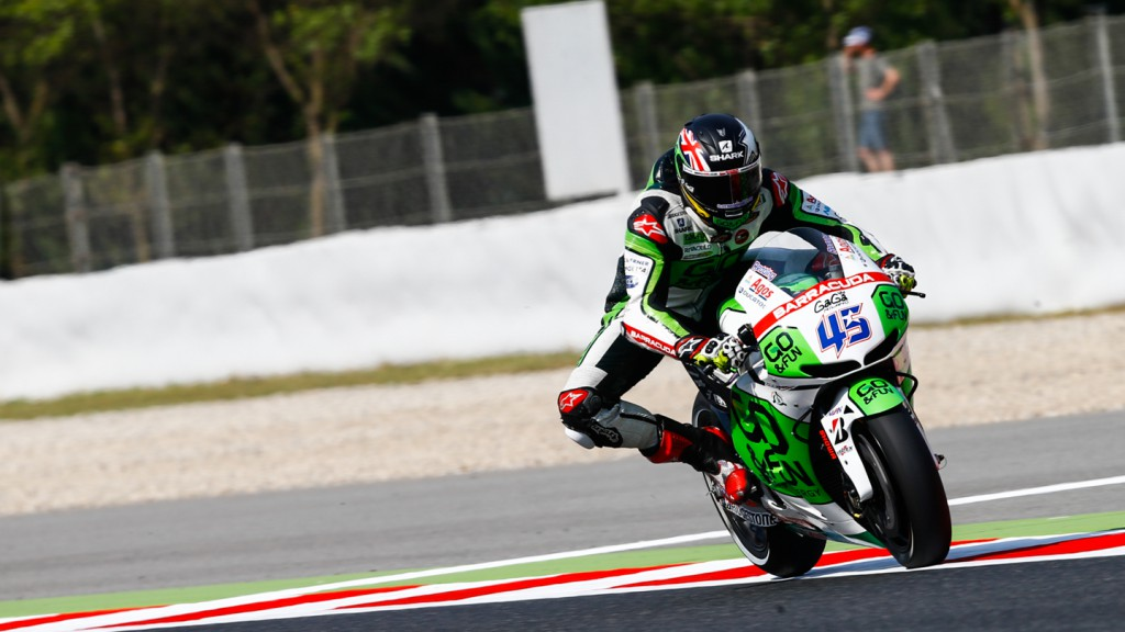 Scott Redding, GO&FUN Honda Gresini, CAT FP3
