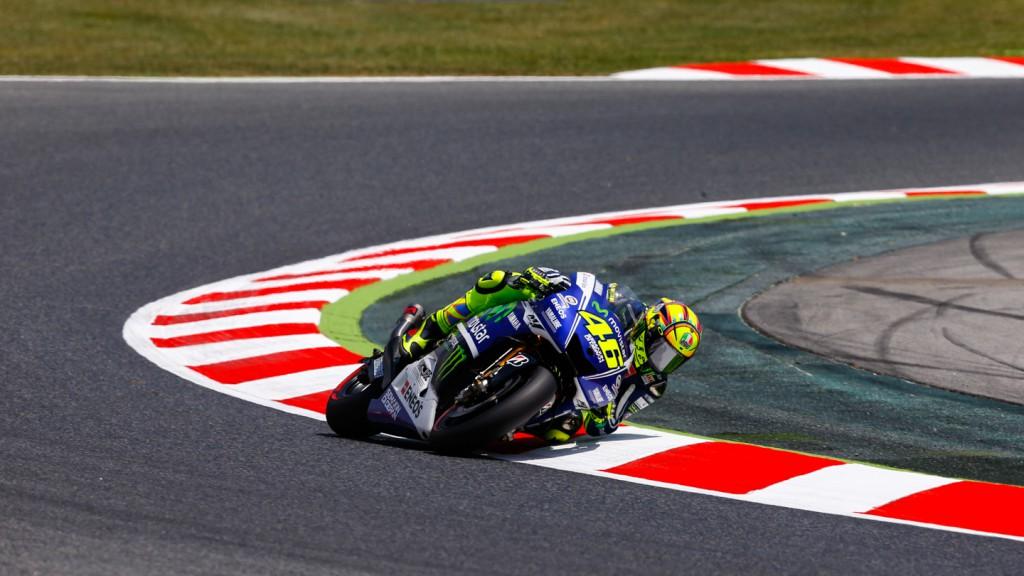 Valentino Rossi, Movistar Yamaha MotoGP, CAT FP3
