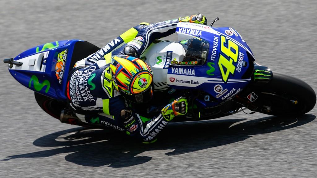 Valentino Rossi, Movistar Yamaha MotoGP, CAT FP4