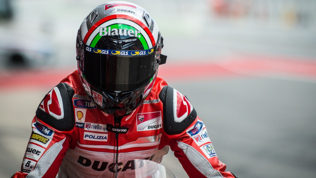 Michele Pirro, Ducati Team, CAT Q1 © Copyright Scott Jones, PHOTO.GP