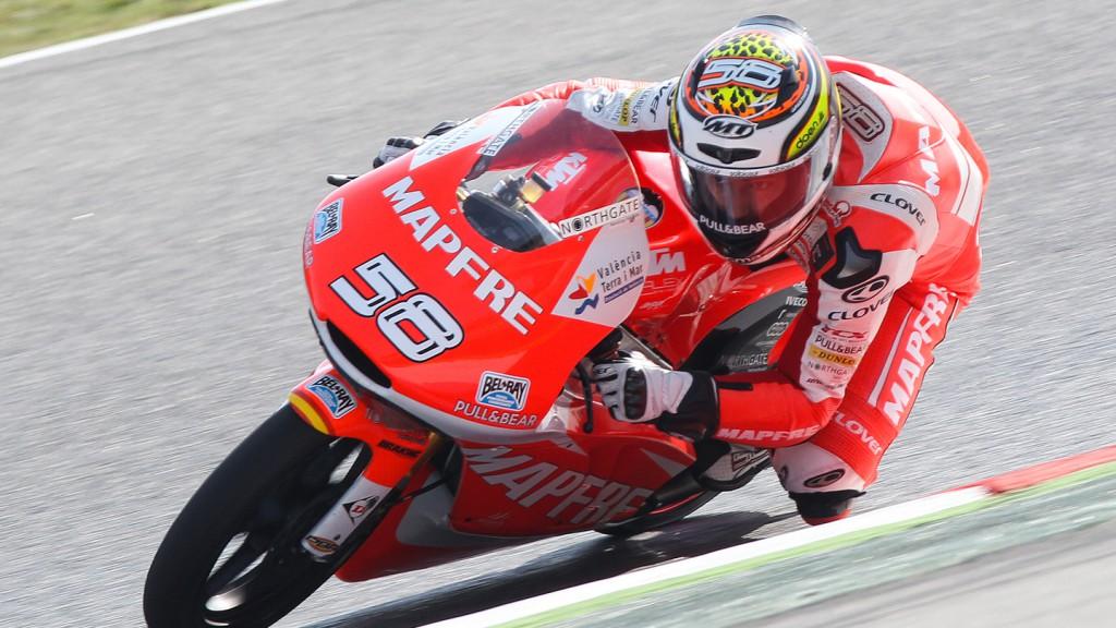 Juanfran Guevara, Mapfre Aspar Team Moto3, CAT FP3
