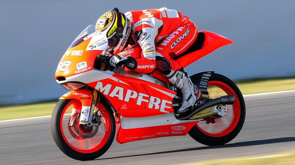 Juanfran Guevara, Mapfre Aspar Team Moto3, CAT QP