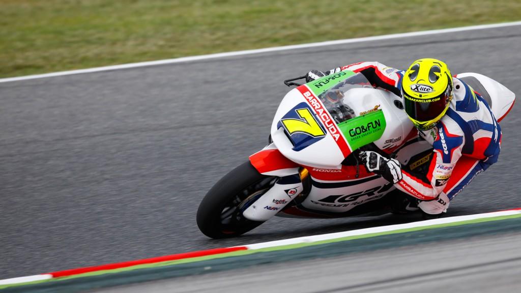 Lorenzo Baldassarri, Gresini Moto2, CAT FP3