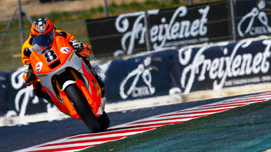 Gino Rea, AGT REA Racing, CAT QP