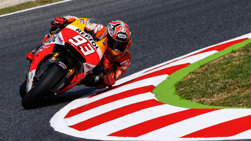 Marc Marquez, Repsol Honda Team, CAT FP4