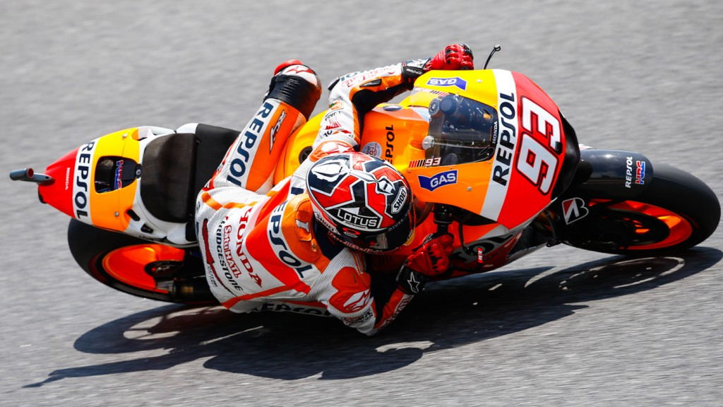 Marc Marquez, Repsol Honda Team, CAT FP3