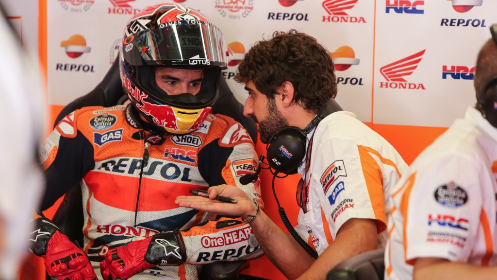 Marc Marquez, Repsol Honda Team, CAT Q2