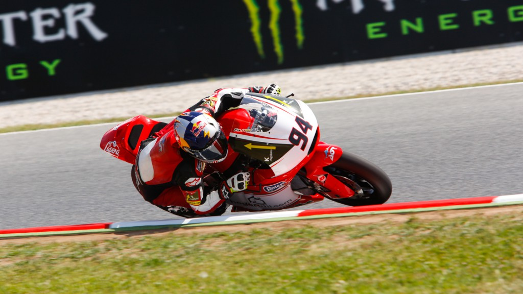 Jonas Folger, AGR Team, CAT FP3