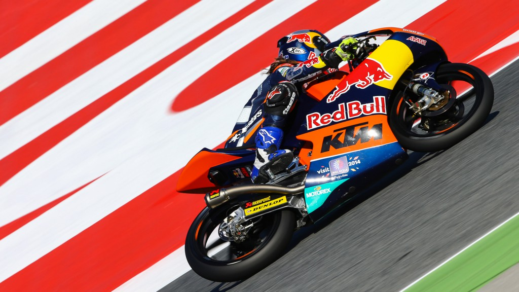 Karel Hanika, Red Bull KTM Ajo, CAT QP