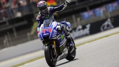 Jorge Lorenzo, Movistar Yamaha MotoGP, CAT Q2