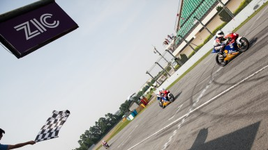 SAATC Action, Zhuhai Race