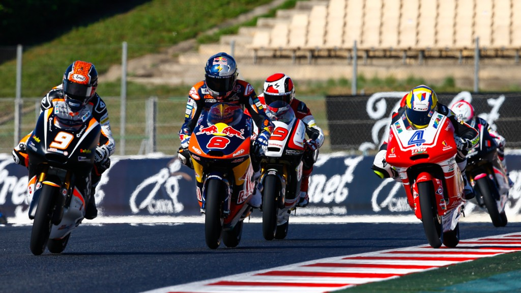 Moto3 Action, CAT QP