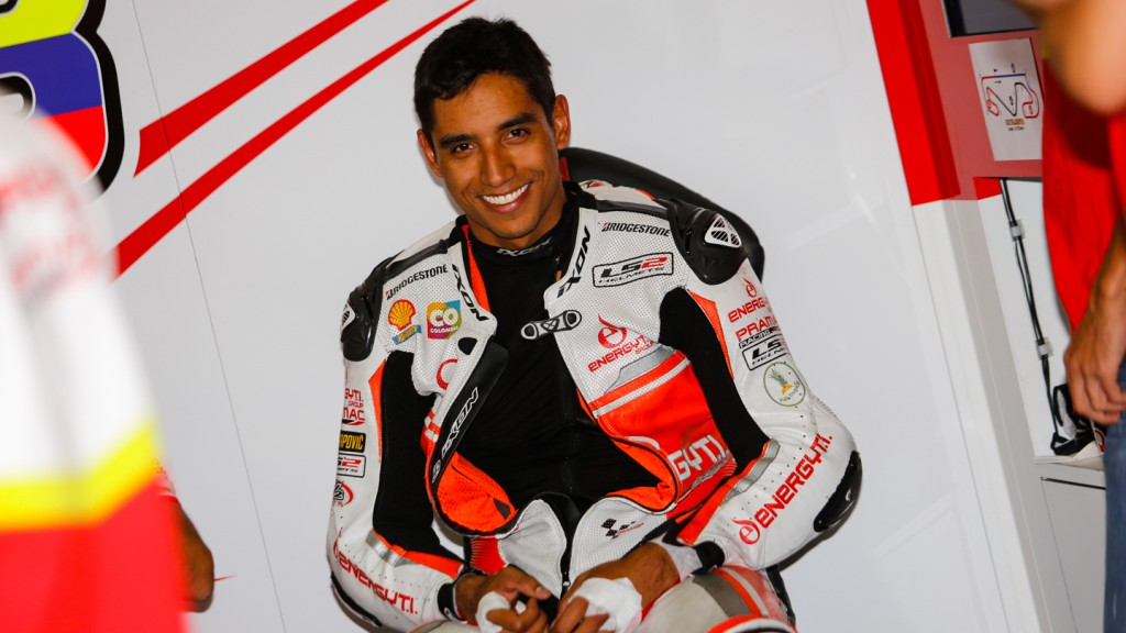 Yonny Hernandez, Pramac Racing, CAT Q2