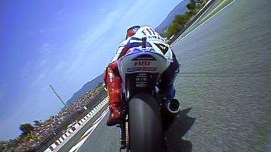 Rossi vs Lorenzo: OnBoard Battle