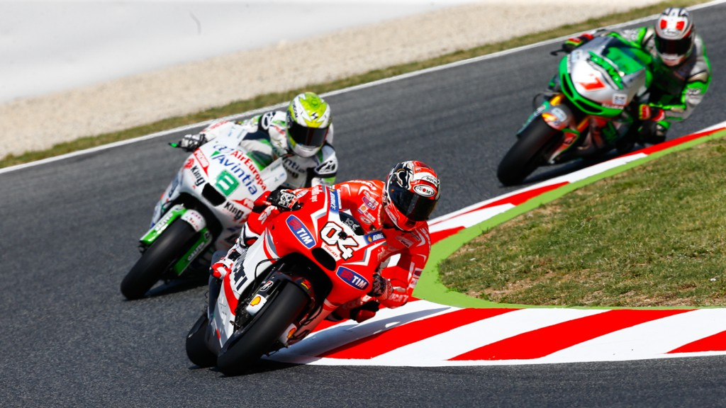 MotoGP Action, CAT WUP