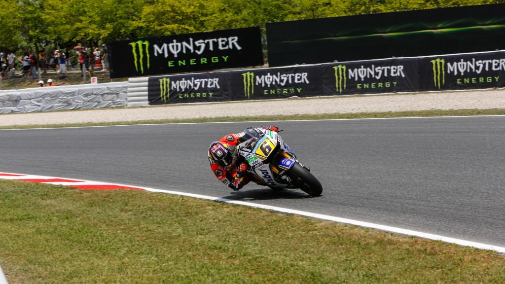Stefan Bradl, LCR Honda MotoGP, CAT WUP