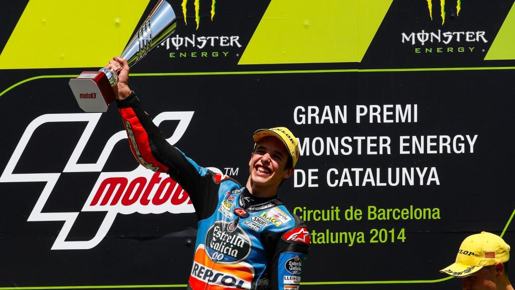 Alex Marquez, Estrella Galicia 0,0, CAT RACE