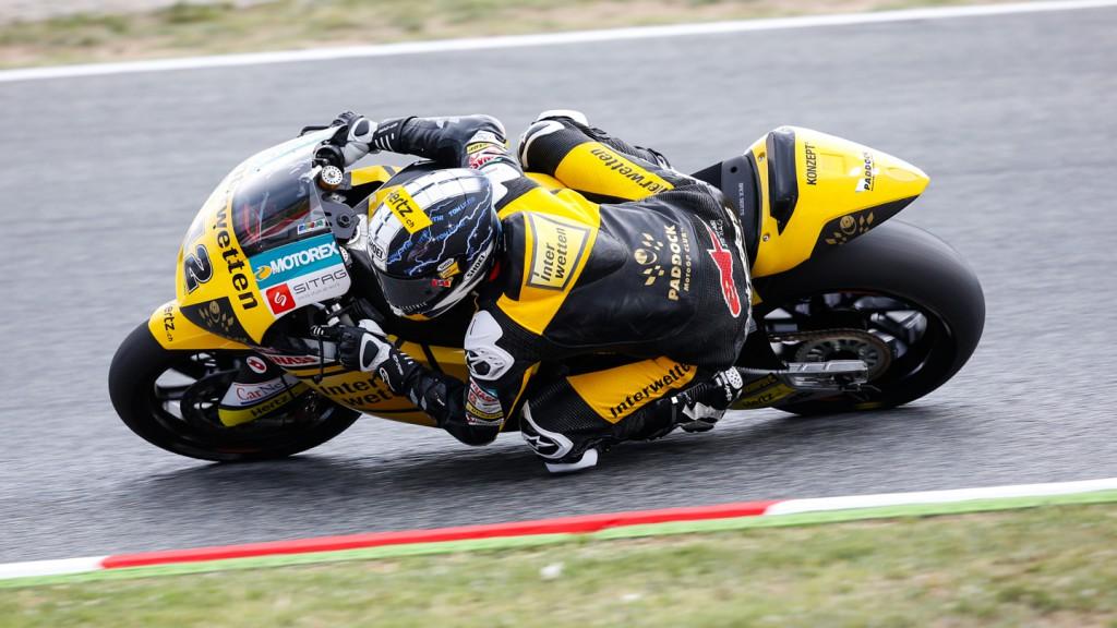 Thomas Luthi, Interwetten Paddock Moto2, CAT WUP