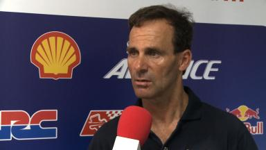 SAATC Director Alberto Puig reviews Zhuhai race 2