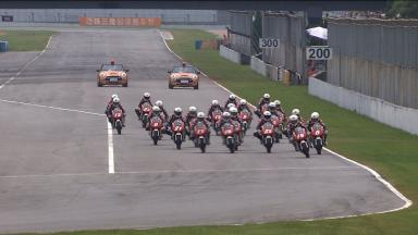 2014 - Shell Advance Asia Talent Cup - Zhuhai Sunday Race - Highlights