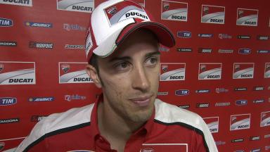 Dovizioso: 'Barcelona race was a lot of fun'