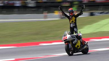 Catalunya 2014 - Moto2 - RACE - Highlights