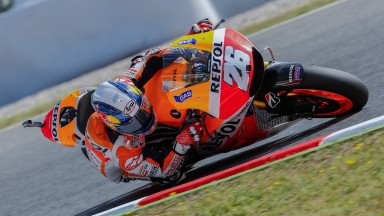 Dani Pedrosa, Repsol Honda Team, CAT RACE
