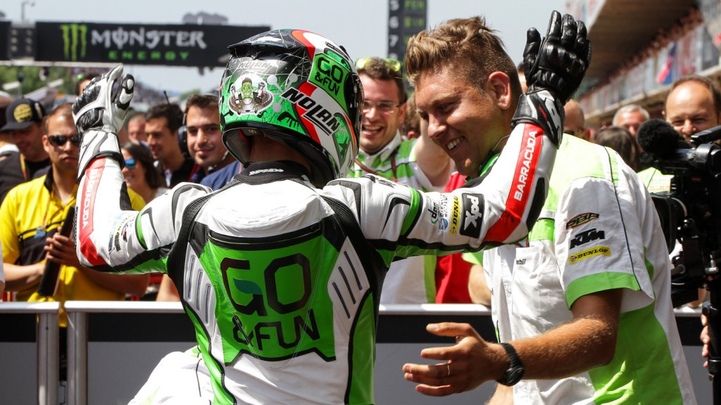 Enea Bastianini, Junior Team GO&FUN Moto3, CAT RACE
