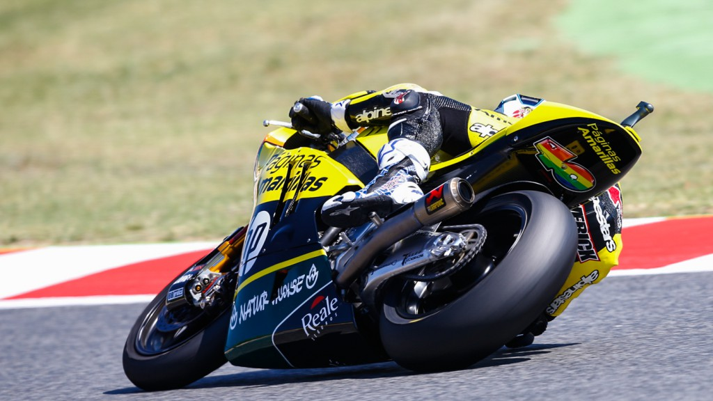 Maverick Viñales, Paginas Amarillas HP 40, CAT WUP